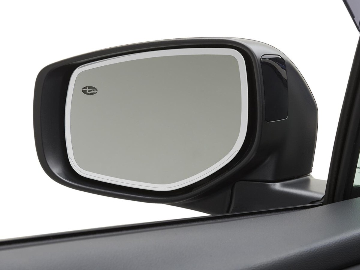 subaru exterior auto dimming mirror w/ approach light - j201san000 | subaru  online parts  subaru online parts