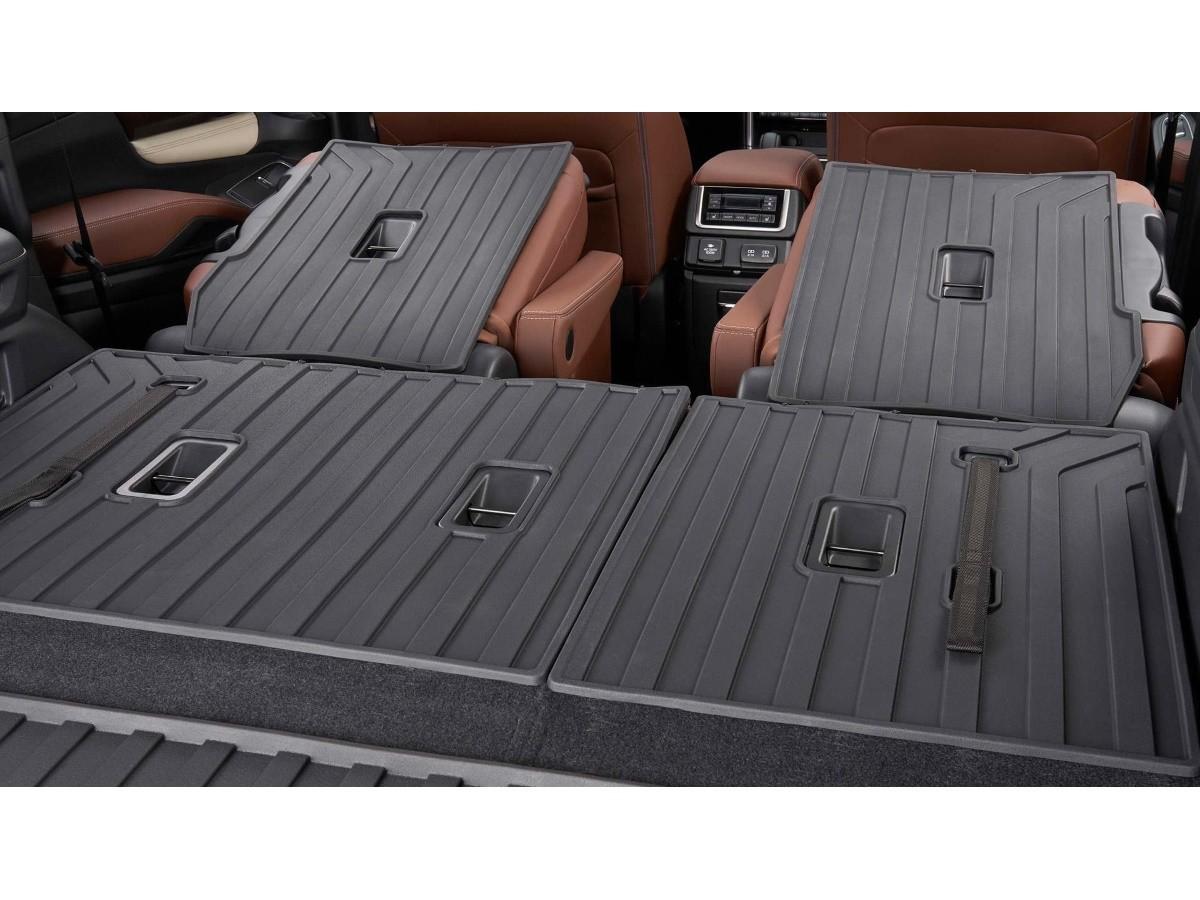 Genuine Subaru Rear Seatback Protector 2nd Row Captain S Chairs J501sxc150 Subaru Online Parts