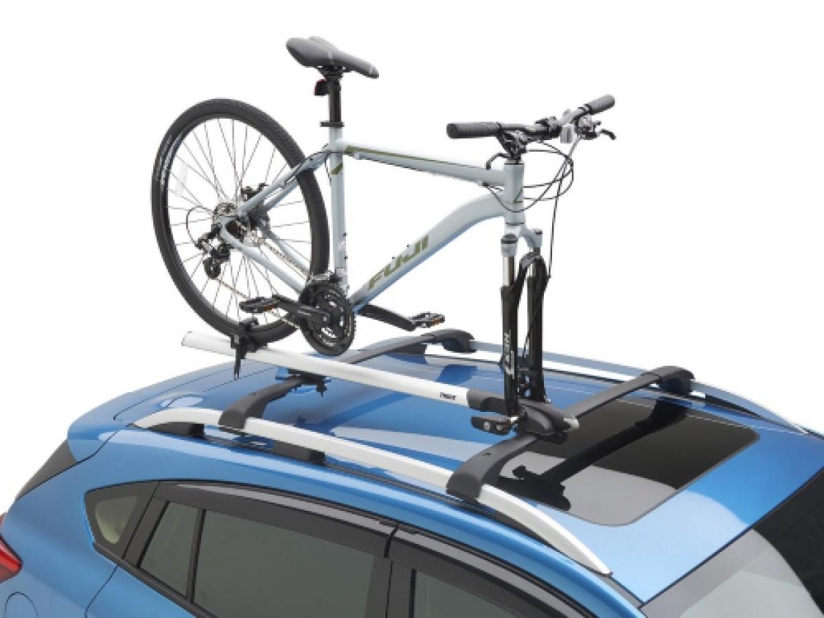Subaru Bike Carrier Thule Fork Mount Soa567b011 Subaru Online Parts