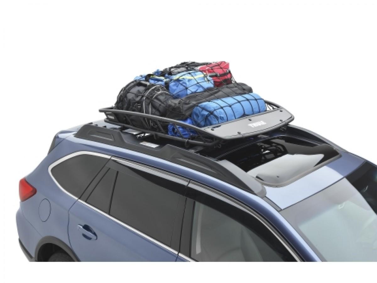 Subaru Heavy Duty Roof Cargo Basket Soa567c011 Subaru Online Parts