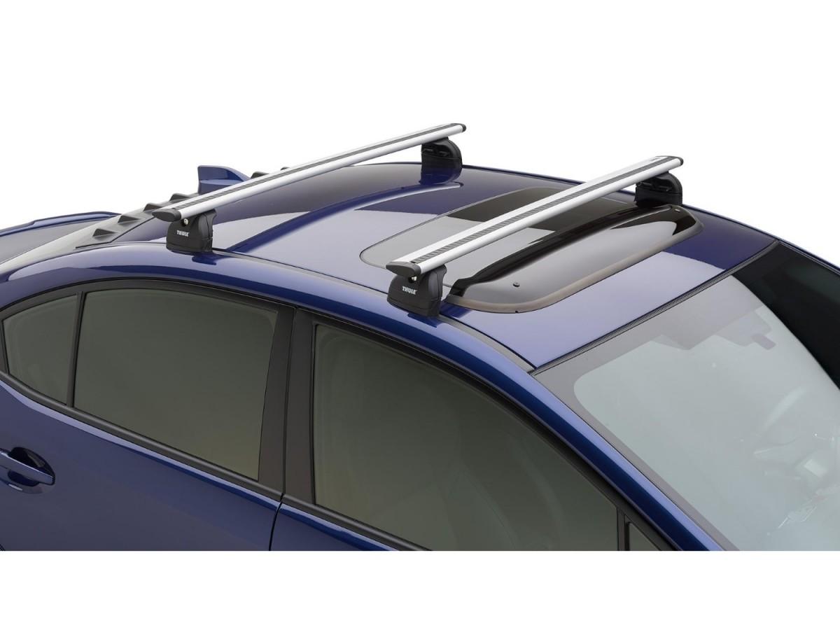 Subaru Thule Cross Bars Soa567x050 Subaru Online Parts